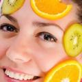 4 packs de fruits maison simples pour les peaux grasses
