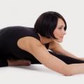 5 asanas efficaces de yoga pour les périodes