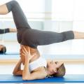 5 Yoga Poses efficace pour traiter les varices