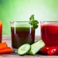 5 jus de légumes sain pour la perte de poids