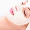 6 oeufs Packs et des masques pour la peau saine