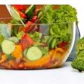 Diet Plan de perte de poids de 7 jours pour des végétariens