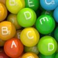 7 types de nutriments et leurs avantages