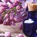 8 avantages étonnants de Lilac Huile Essentielle