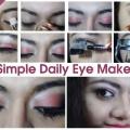 Un simple de tous les jours des yeux Maquillage Tutorial - avec des étapes et des images détaillées