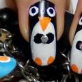 Incroyable Penguin Nail Art Tutorial avec des étapes et des images détaillées