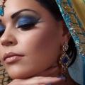 Arabe yeux nuptiale Maquillage Tutorial - avec des étapes détaillées et les photos