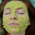 Meilleures naturelle maison masque facial d'avocat, masques pour le visage pour hydrater la peau