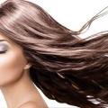 Pour la croissance des cheveux biotine