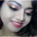 Maquillage des yeux Bronze Tutorial - avec des étapes détaillées et les photos