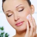Dry conseils de soins de la peau pendant l'été