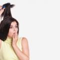 Combat loin Cheveux blancs avec 7 Poses de yoga