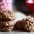 Gingerbread recette de biscuit (paléo, sans gluten)