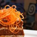 Santé-ish gâteau aux carottes