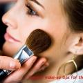 Jour des conseils pour la peau grasse Hot maquillage