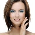 Comment faire de la place du regard ovale du visage