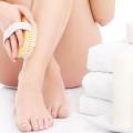 Comment faire pour supprimer la peau sèche pieds et les jambes