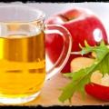 Comment utiliser le vinaigre de cidre pour les soins de beauté
