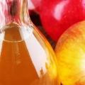 Comment faire pour utiliser du vinaigre de cidre traiter l'acné?