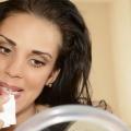 Comment utiliser de l'huile de bébé pour enlever le maquillage?