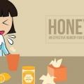 Remède Honey est un moyen efficace pour la toux?