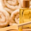 Huile d'olive est efficace pour les cheveux secs?
