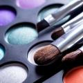 Pinceau de maquillage pour les yeux et les lèvres