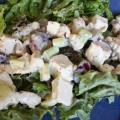 Salade de poulet d'été