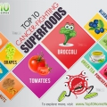Top 10 superaliments de lutte contre le cancer