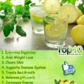 Top 10 des avantages pour la santé de l'eau de citron
