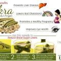 Top 10 des avantages pour la santé de gombo (le doigt de la dame)