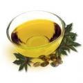Top avantages beauté peau de soins des cheveux d'huile de ricin