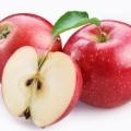 Haut les avantages de pomme de santé et de beauté
