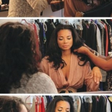 Style hollywoodien: les Rochelle Aytes «maîtresses