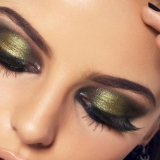 Comment faire le maquillage Shimmery yeux?