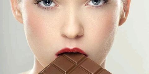 10 Services de santé de chocolat noir