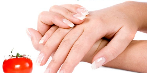 12 Super Foods pour Nails saines