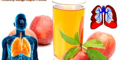 12 Super aliments pour les poumons