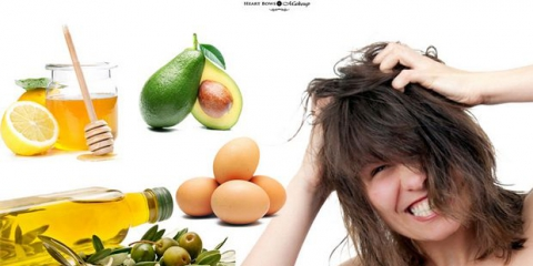 12 remèdes maison simples pour les cheveux secs