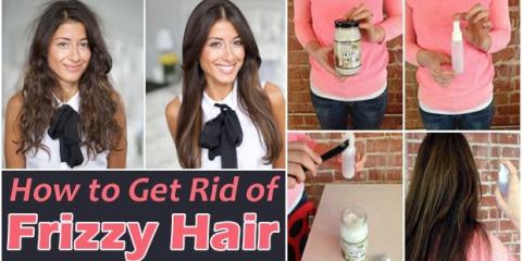Comment se débarrasser des cheveux crépus
