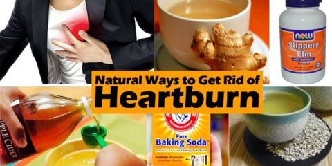 Comment se débarrasser des brûlures d'estomac