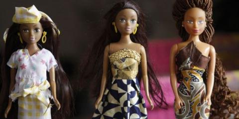 """""""Il est noir, comme moi"""": la poupée de jouet et notre image de soi"""