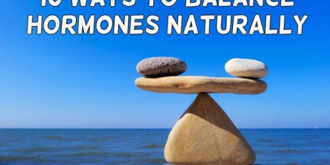 10 façons d'équilibrer hormones naturellement