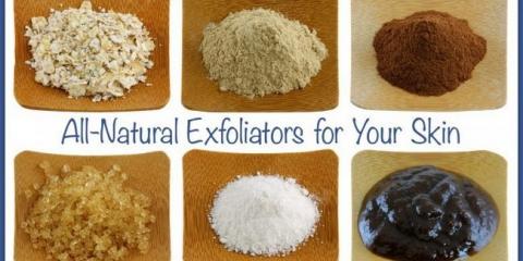 Une liste de tous les exfoliants naturels simples pour votre peau