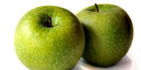 Une pomme par jour éloigne l'obésité loin, disent les experts