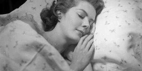 Dormir plus longtemps que vous le devrait? Cela peut ne pas être bon