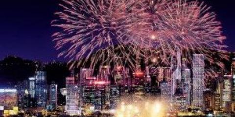 Top 10 des meilleurs endroits pour célébrer le Nouvel An
