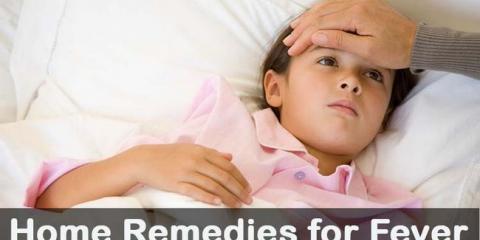 11 remèdes maison de bricolage pour la fièvre
