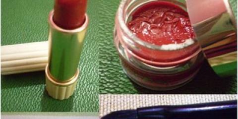 2 façons simples à appliquer Rouge à lèvres rouge Parfaitement