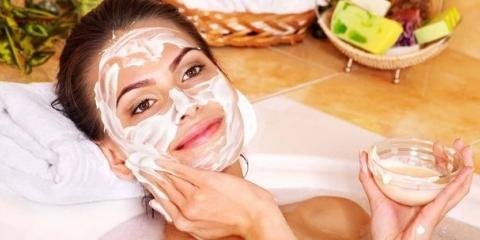 2 façons simples de préparer Visage Beurre Masque